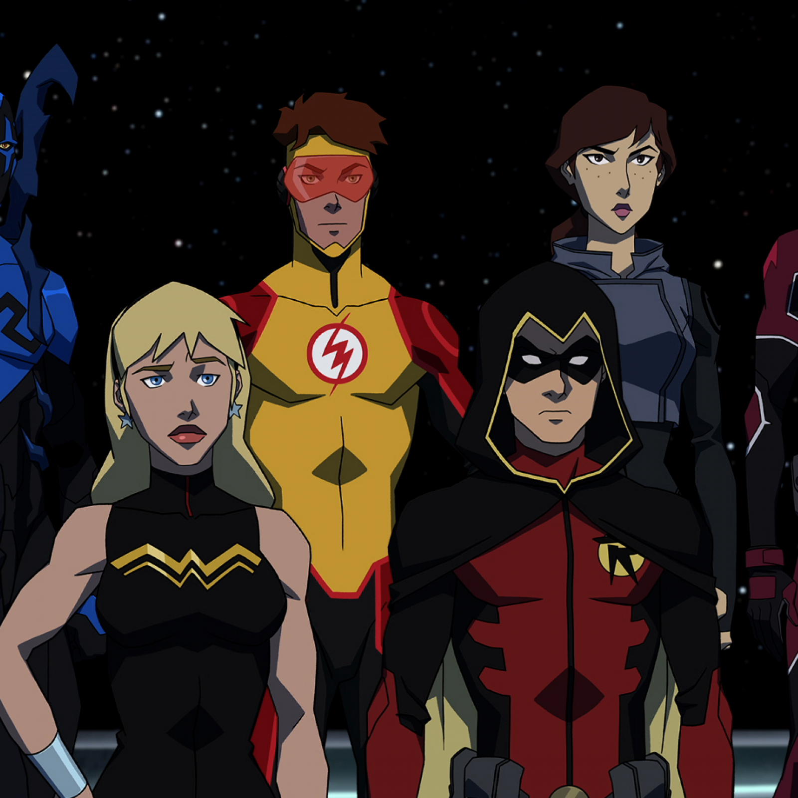 Young Justice: Outsiders:' What We Learned from First 3 Episodes