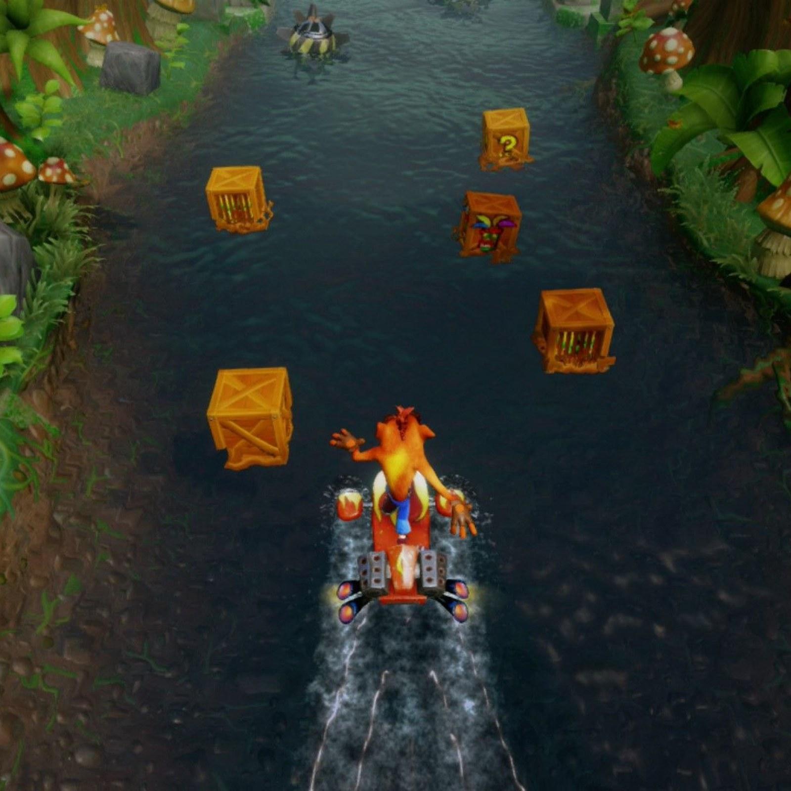 Crash Bandicoot N  Sane Trilogy' Switch Impressions - A