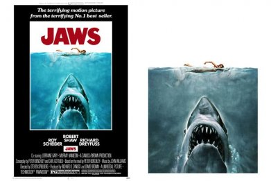 JAWS Poster Comparisons