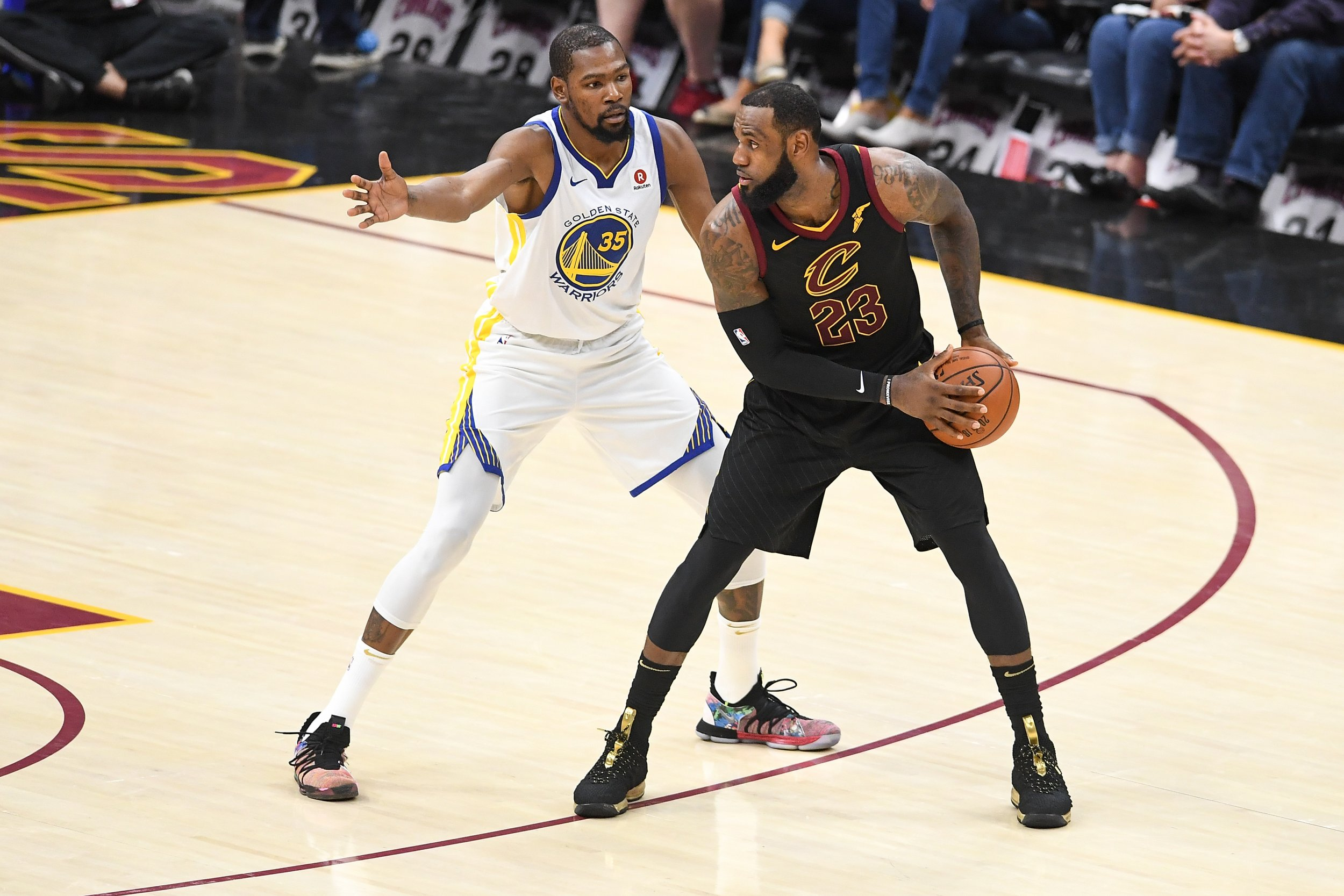 Kevin Durant Unwilling to Join LeBron at the Lakers