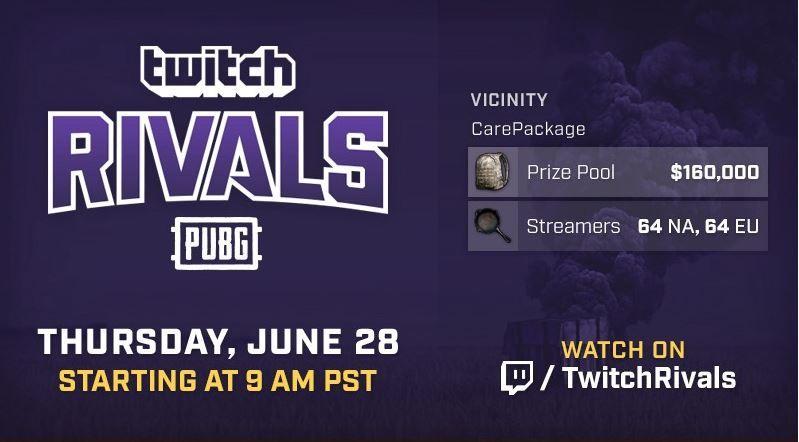 Twitch Rivals June