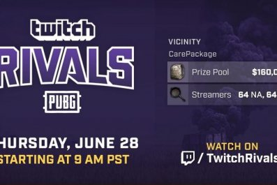 Twitch Rivals June