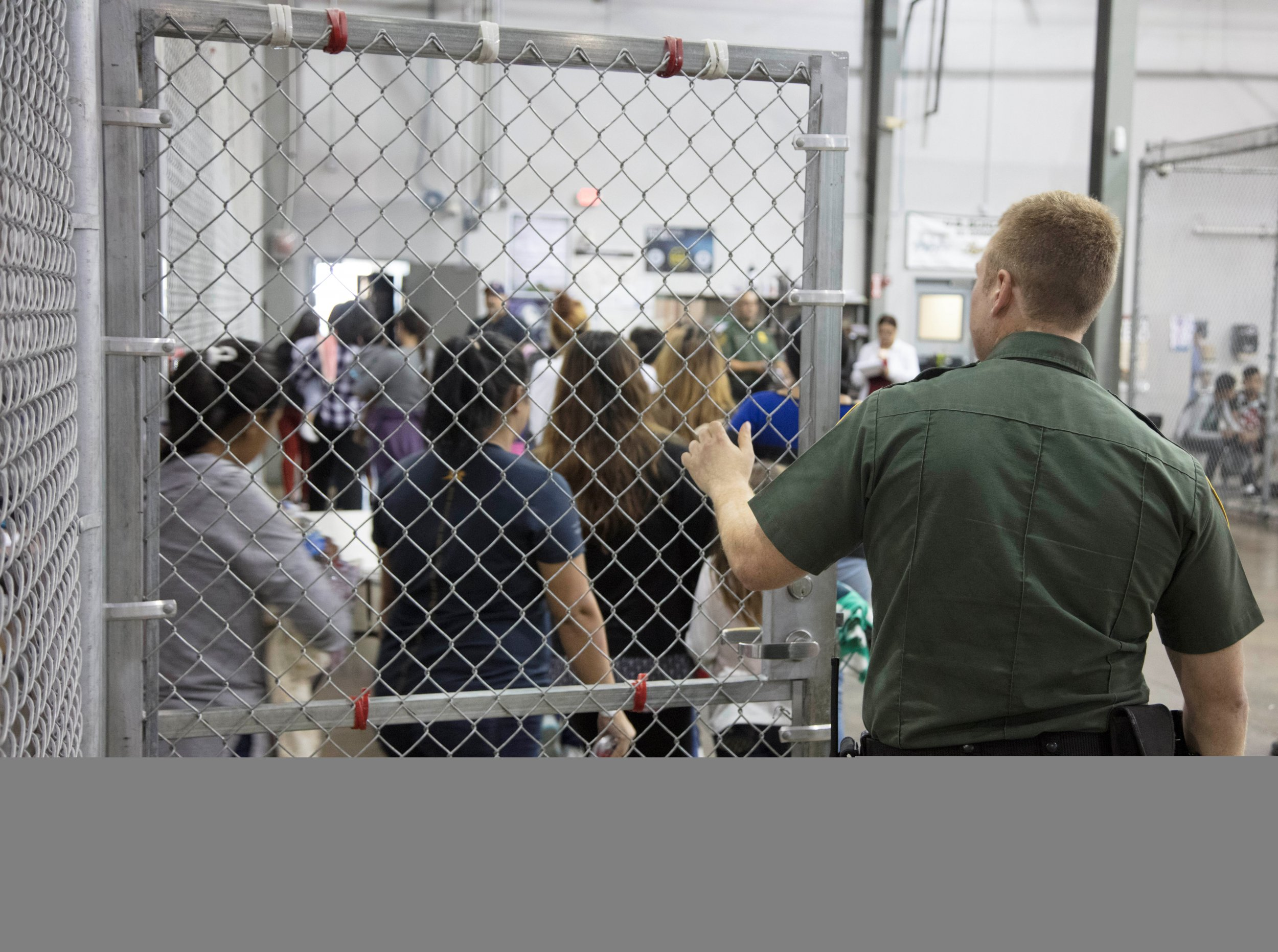 ICE Detention Centers Aren't Adequately Inspected, With