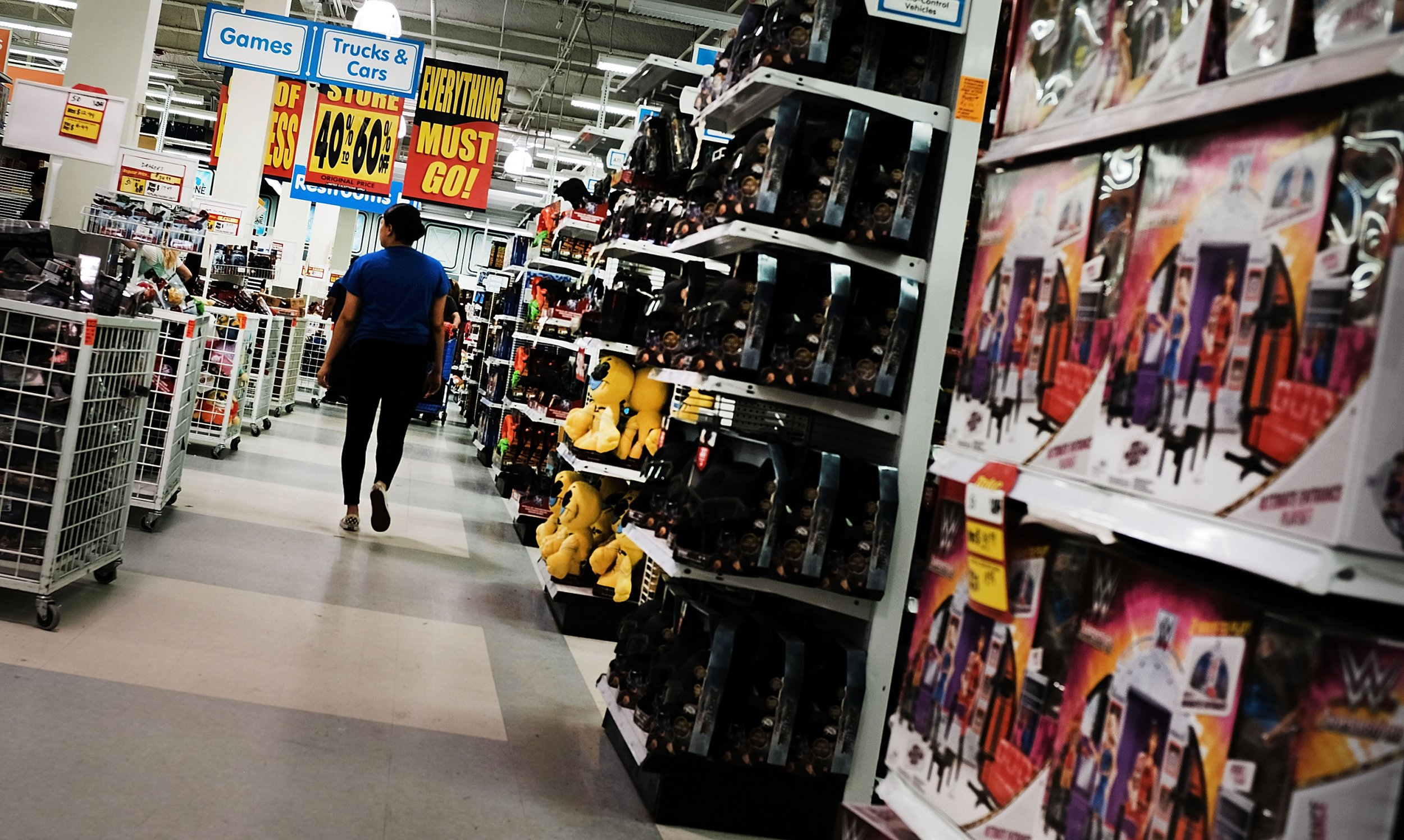 Toys R Us Mystery Anonymous Er Purchases All Remaining Stock For Charity 1 Million