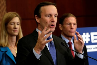 Democratic Senator Chris Murphy