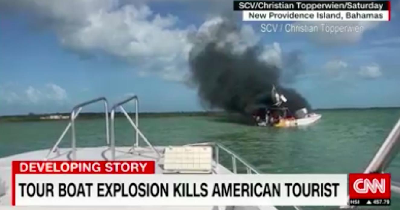 Bahamas Incident