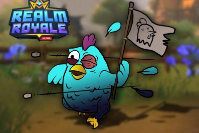 Chicken Realm RoyaleD01