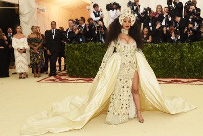 Cardi B Makes History With Second No. 1 Single on Billboard's Hot 100 Chart