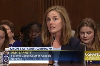 Amy Coney Barrett C-Span