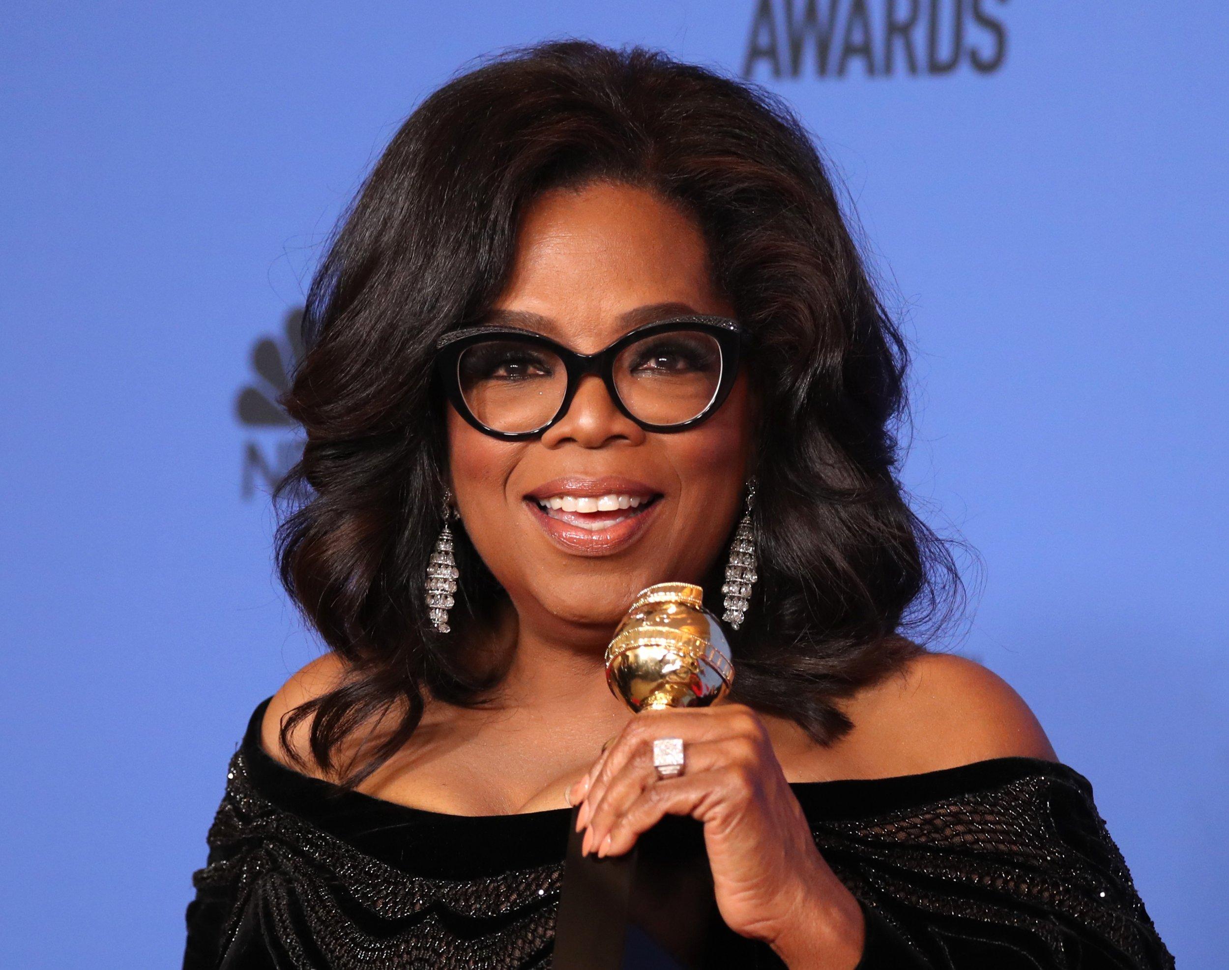 Oprah Running Meme