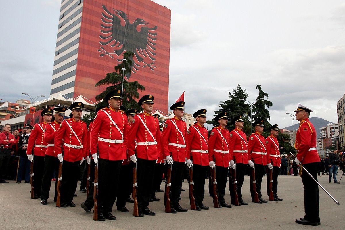 10 Albania