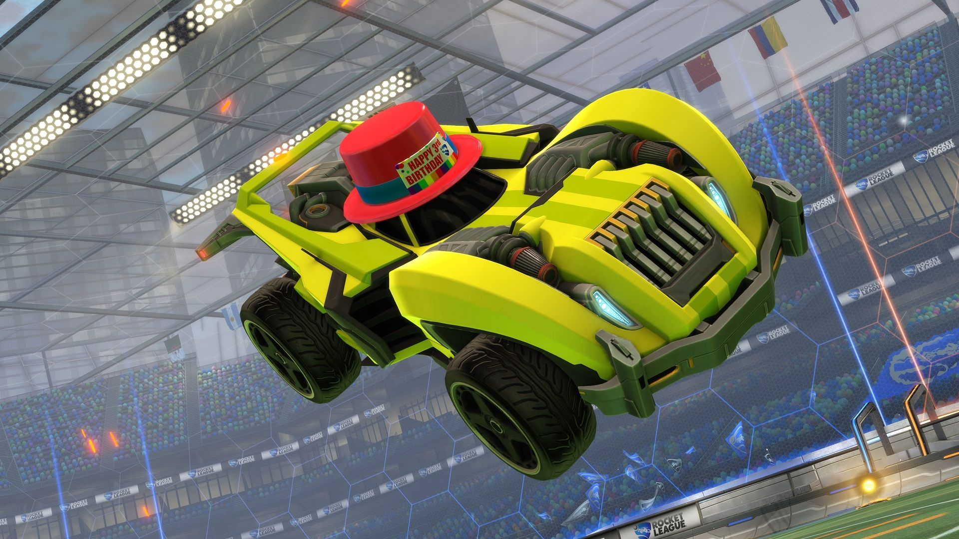 rocket-league-anniversary-hat-topper