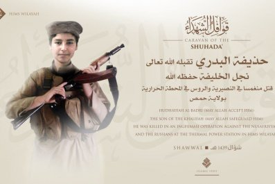 BaghdadiSonKilled