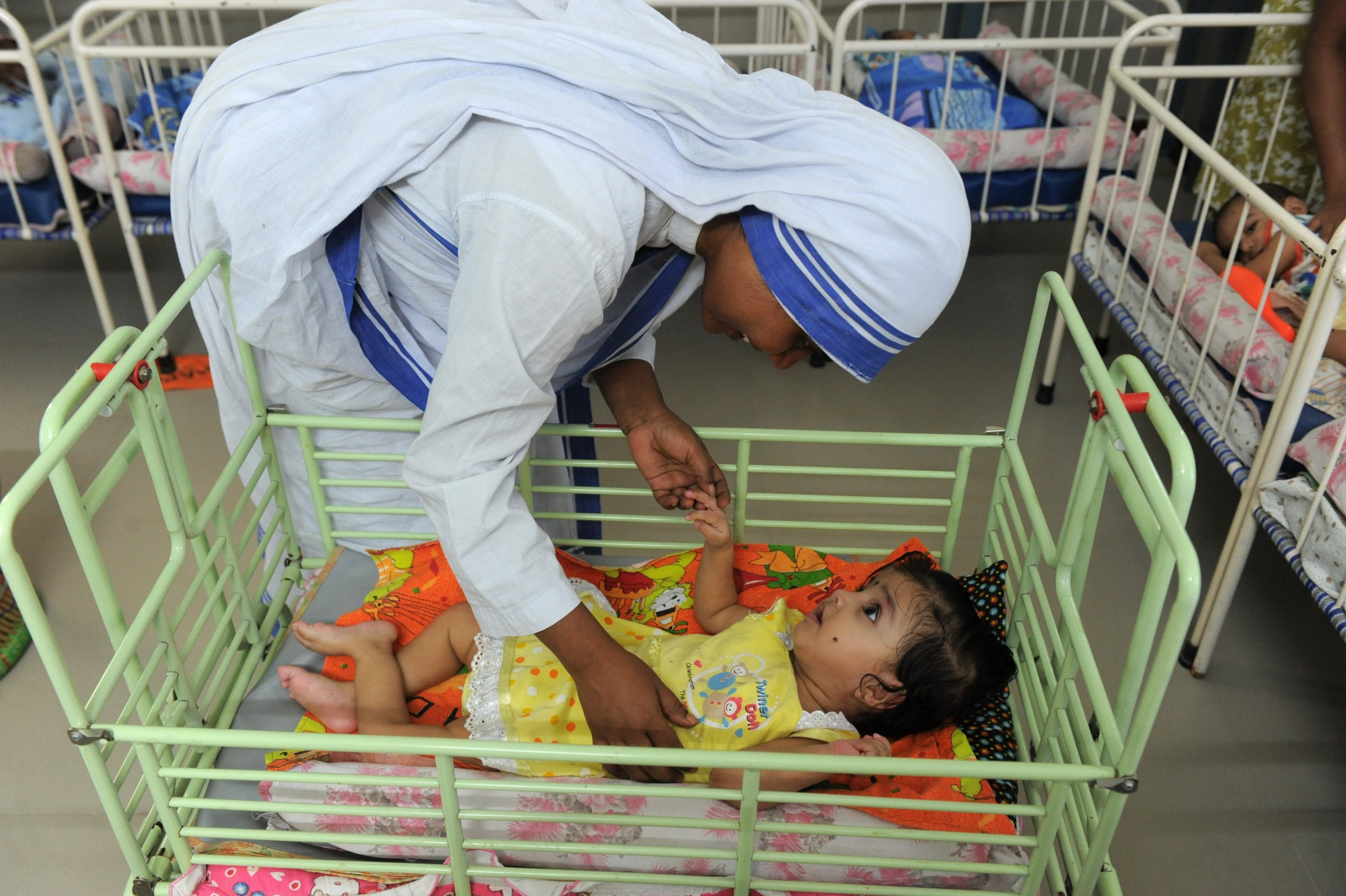 Mother Teresa Charity Employees Arrested For Allegedly