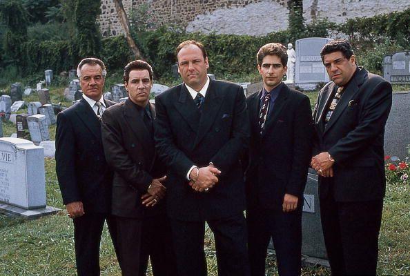 Original Cast Members of The Sopranos