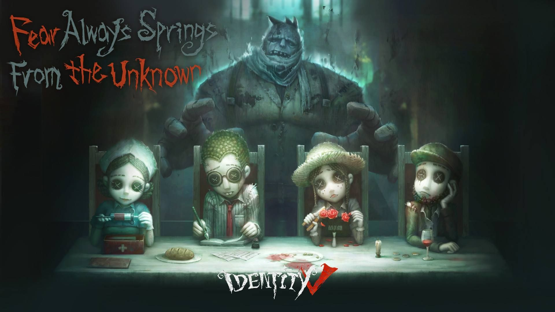 identity v mobile horror game review asymmetrical multiplayer dead by daylight
