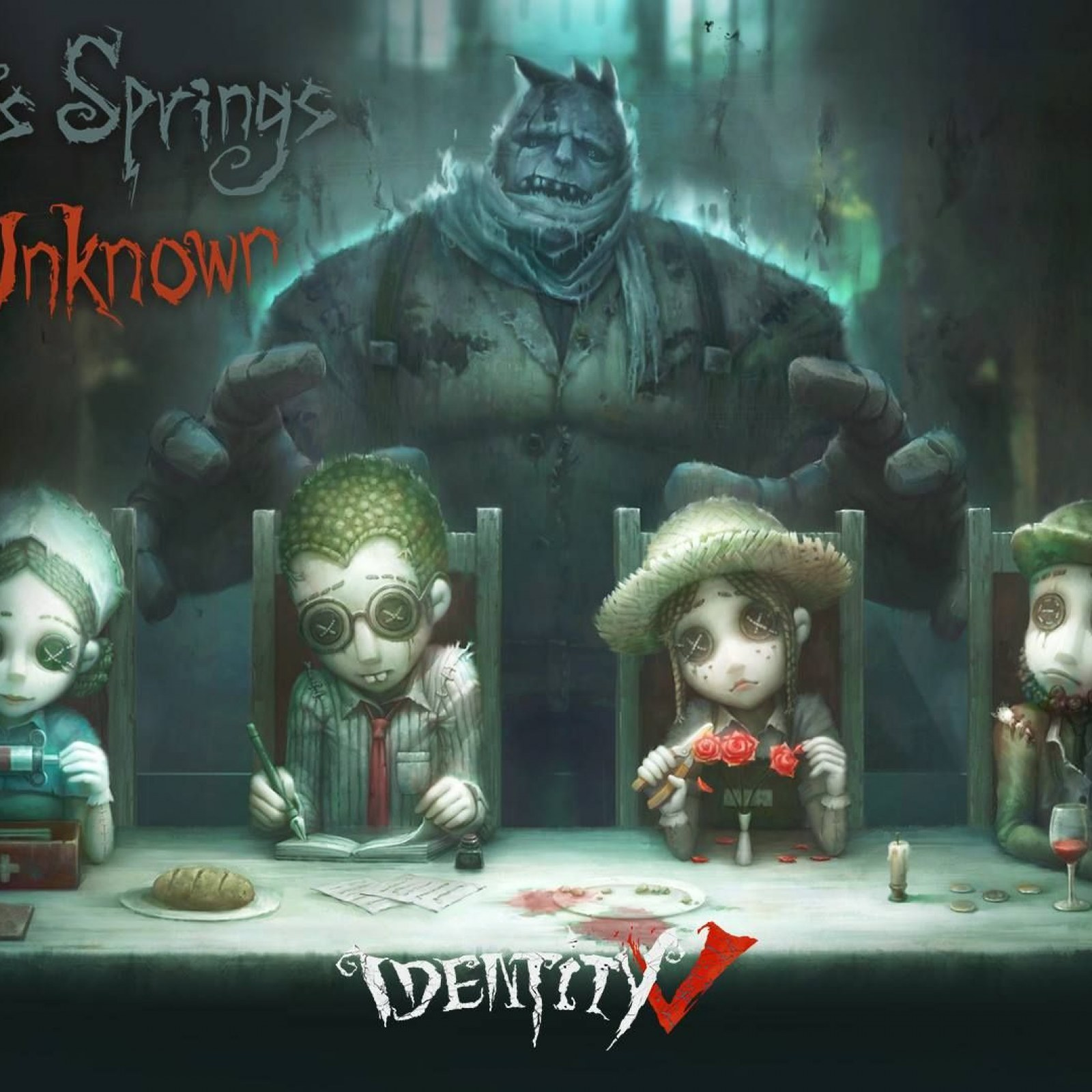 Identity V Storyline Walkthrough