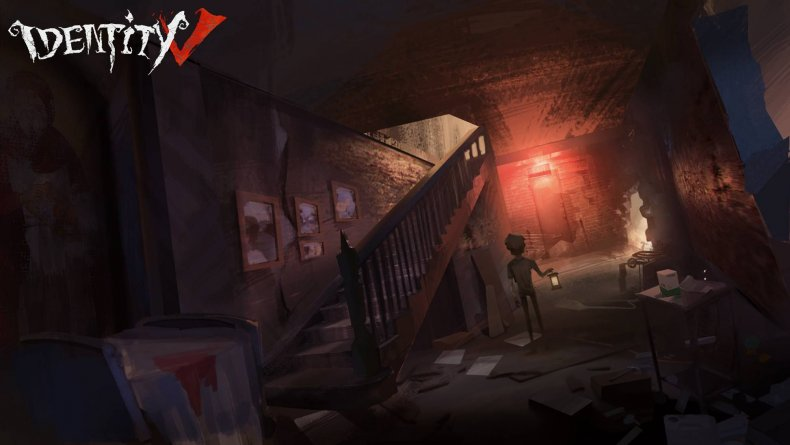 identity, v, mobile, horror, game, review, asymmetrical, multiplayer, dead, by, daylight