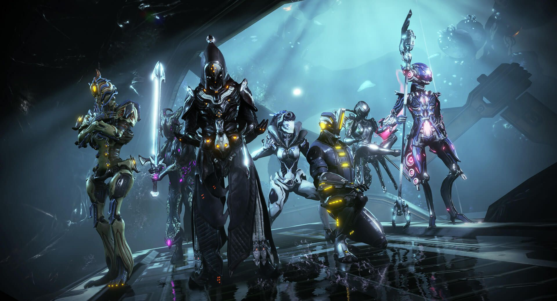 Warframe' 2018 Starter Guide: How To Start Your Galactic Quest