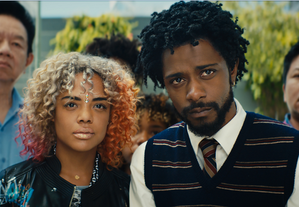 Tessa Thompson Dishes on 'Sorry to Bother You' Character