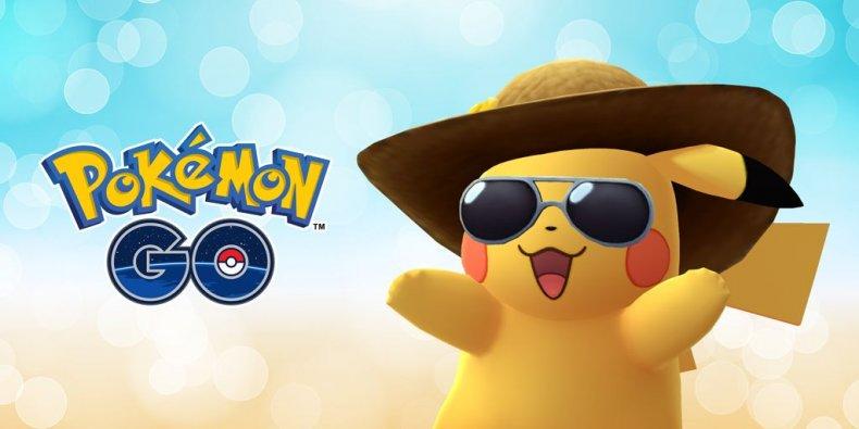 pokemon go birthday 2018 summer pikachu
