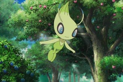 Celebi_M13 pokemon movie