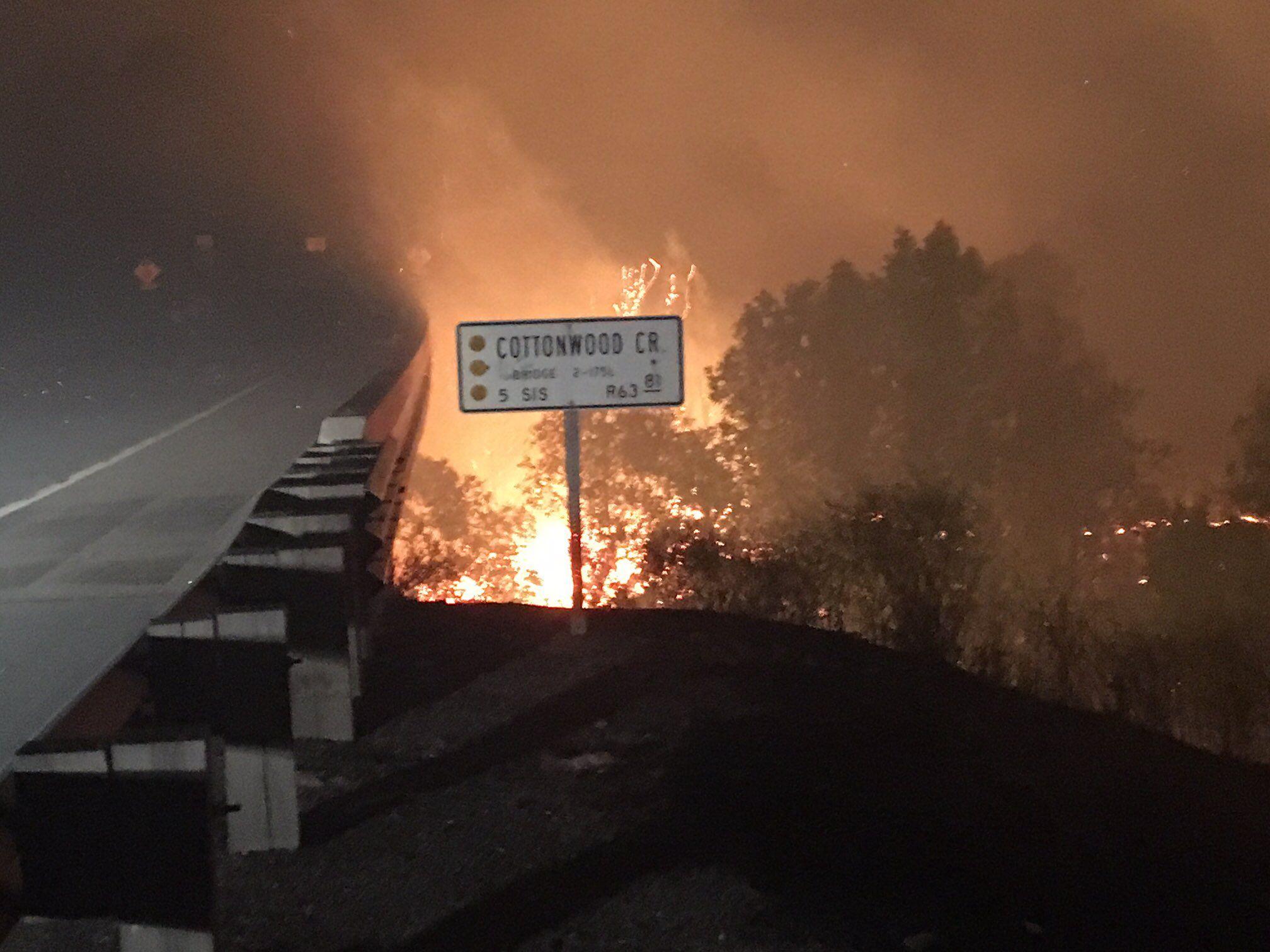 Klamathon Fire