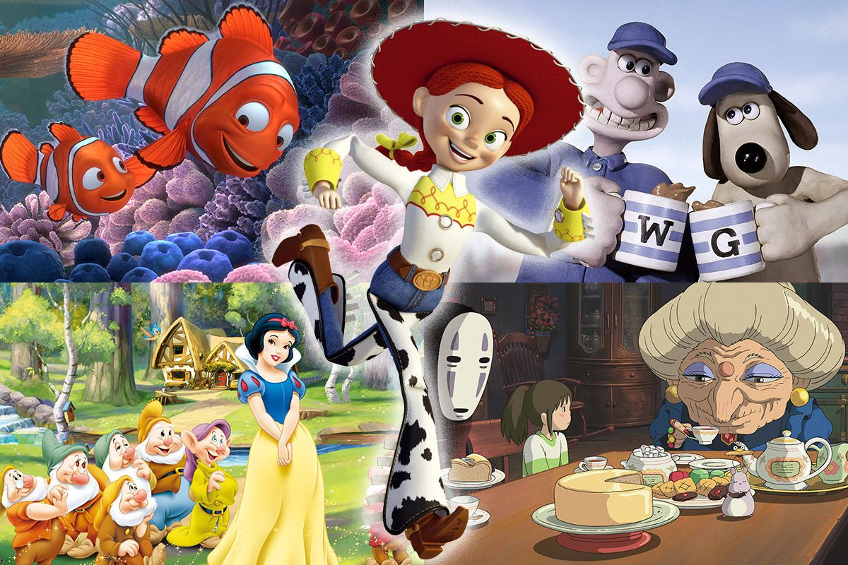 The Best Animated Movies Ever Made According To Critics