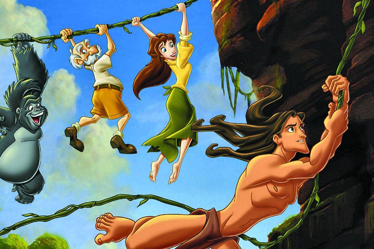 09 Tarzan