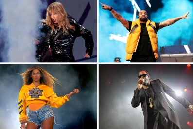 In Pictures: The 25 Highest-Paid Musicians in the World
