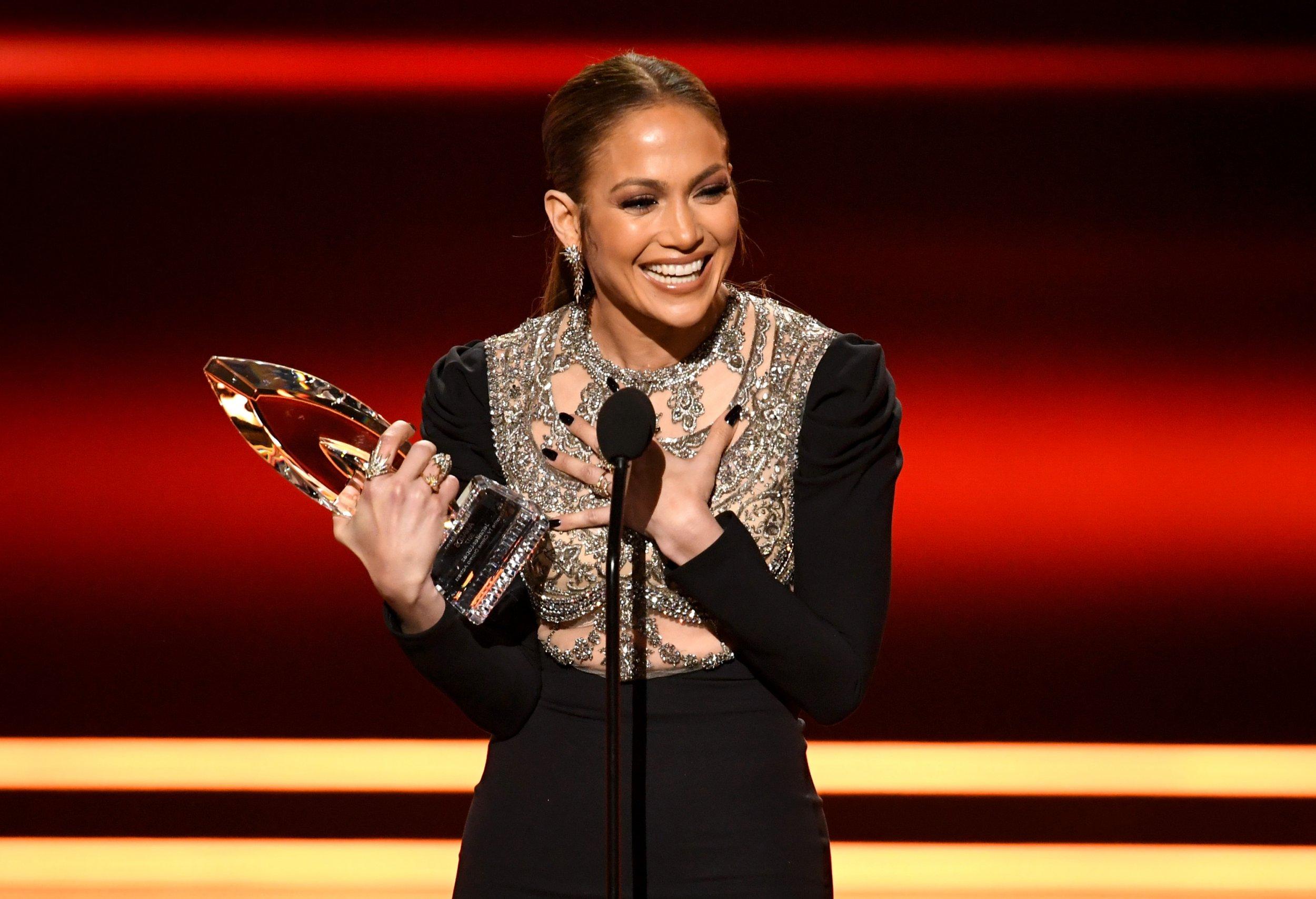 1 Jennifer Lopez