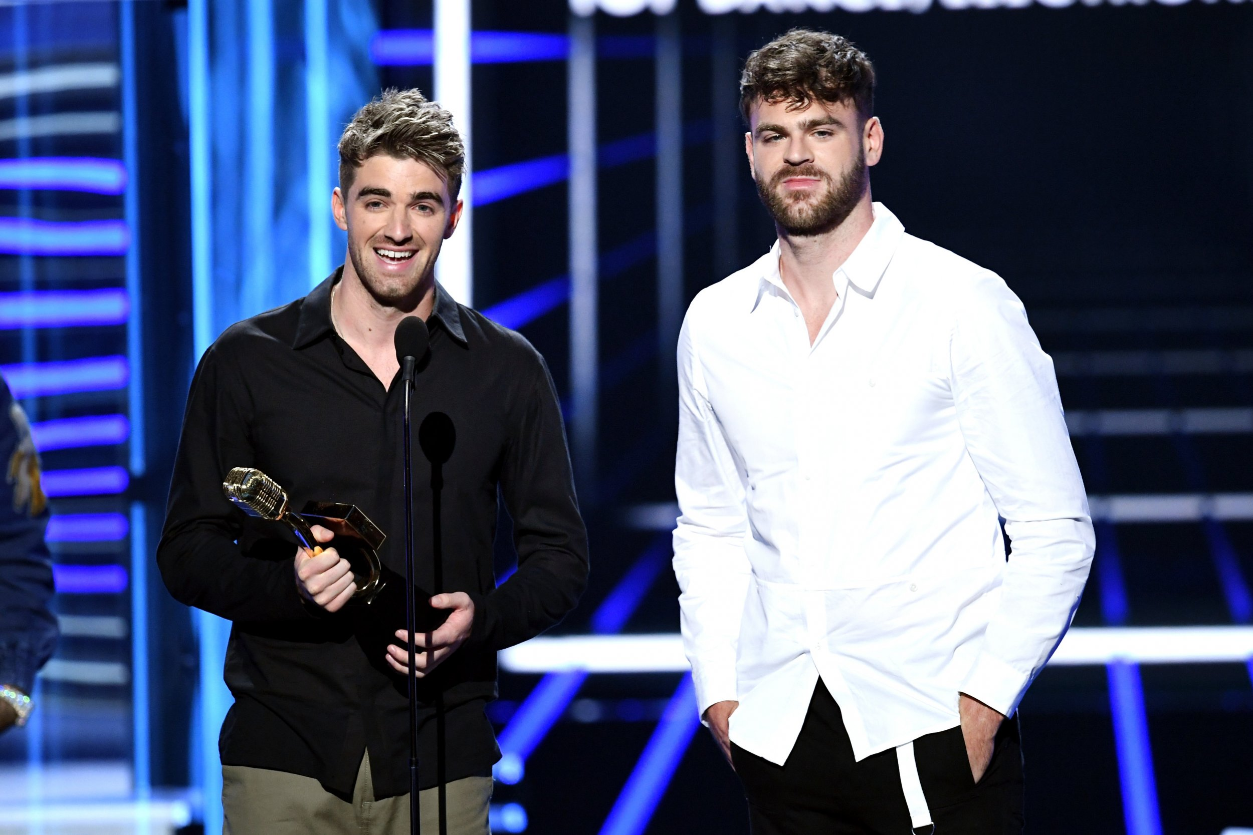 3 The Chainsmokers