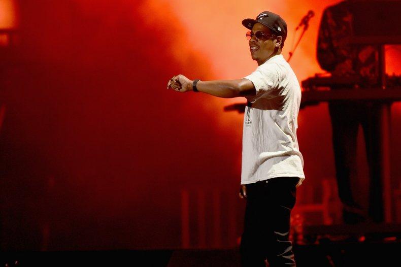 9 Jay-Z - Nicholas Hunt: Getty Images