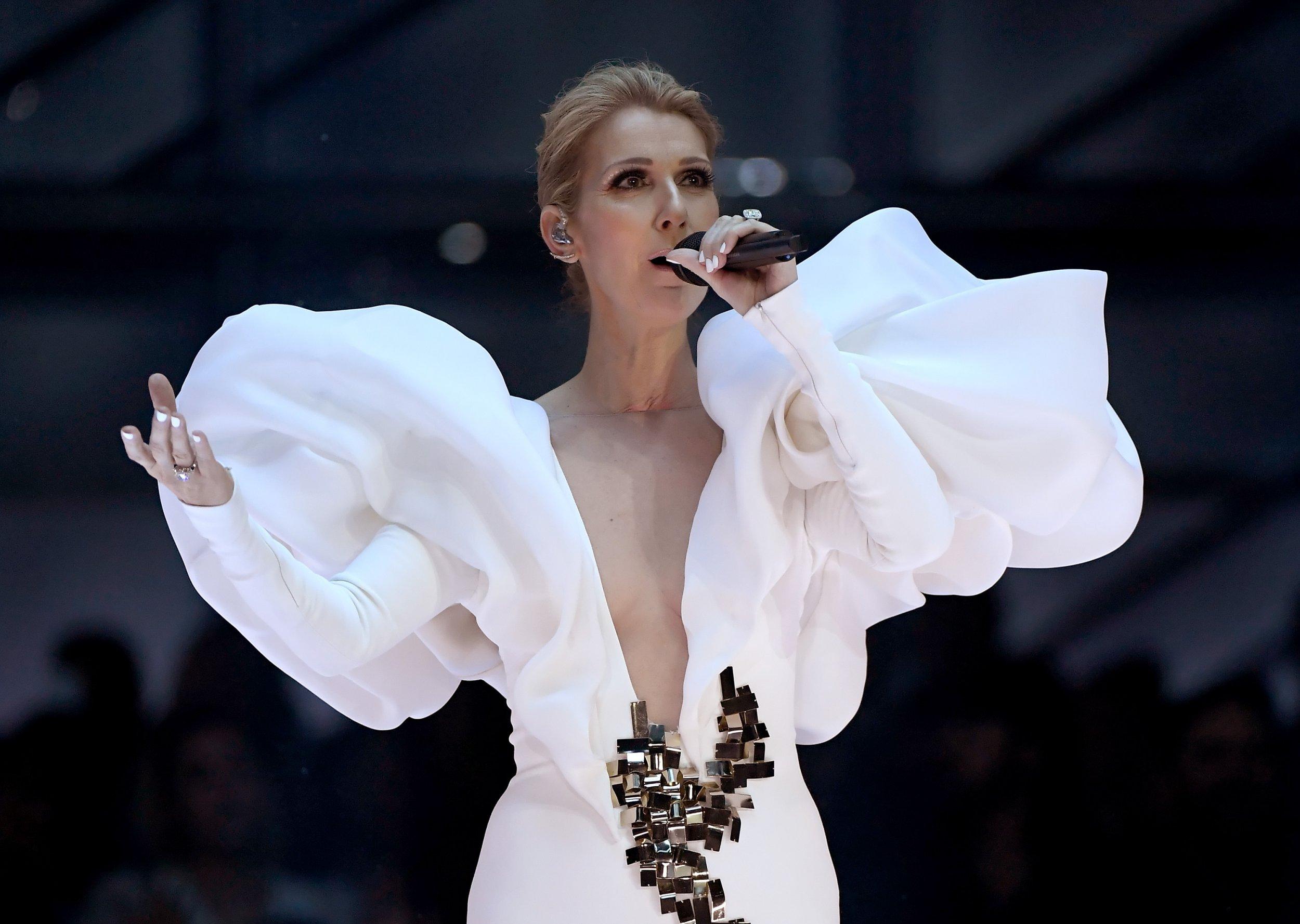 11 Celine Dion - Ethan Miller:Getty Images
