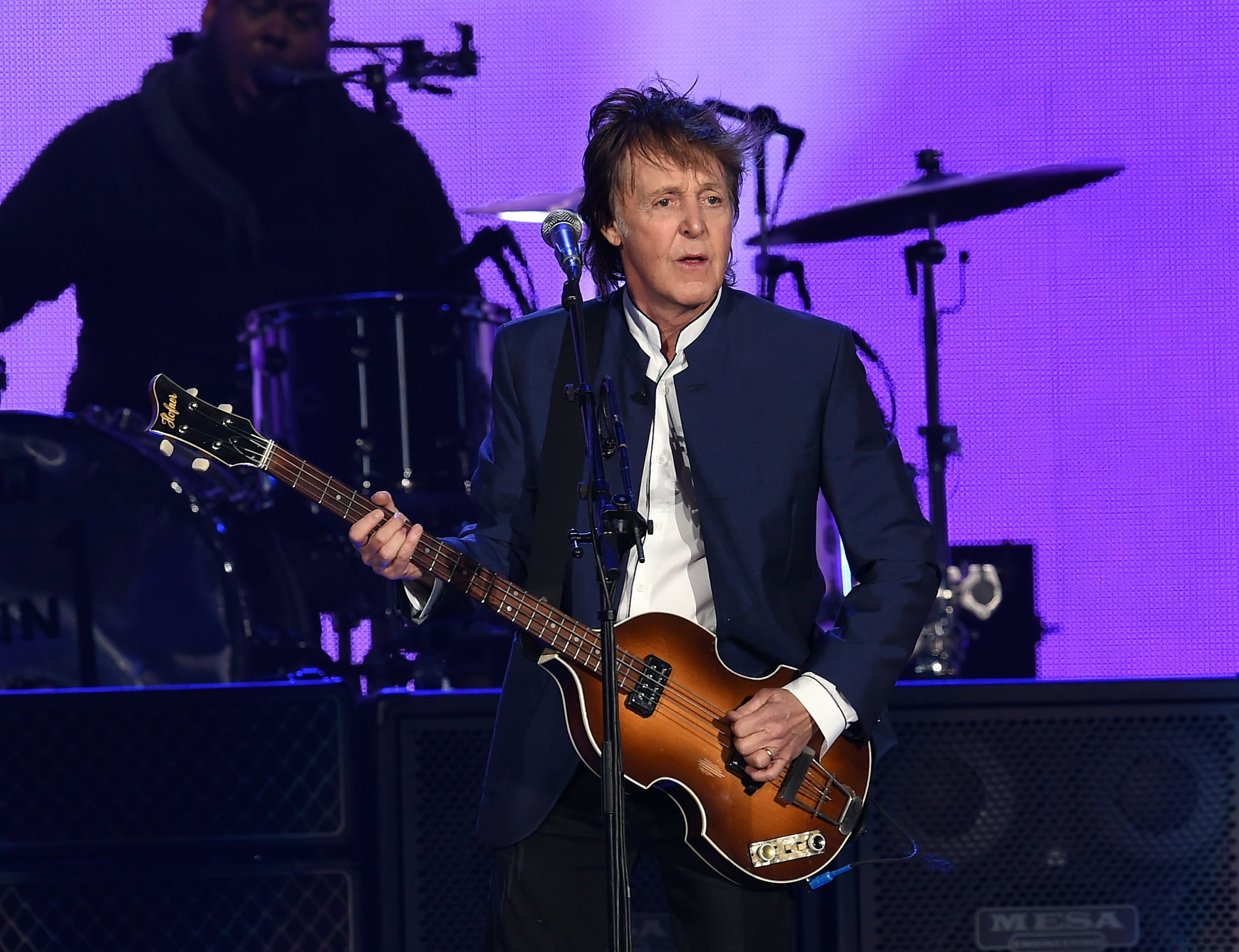 25 Paul McCartney - Kevin Winter:Getty Images