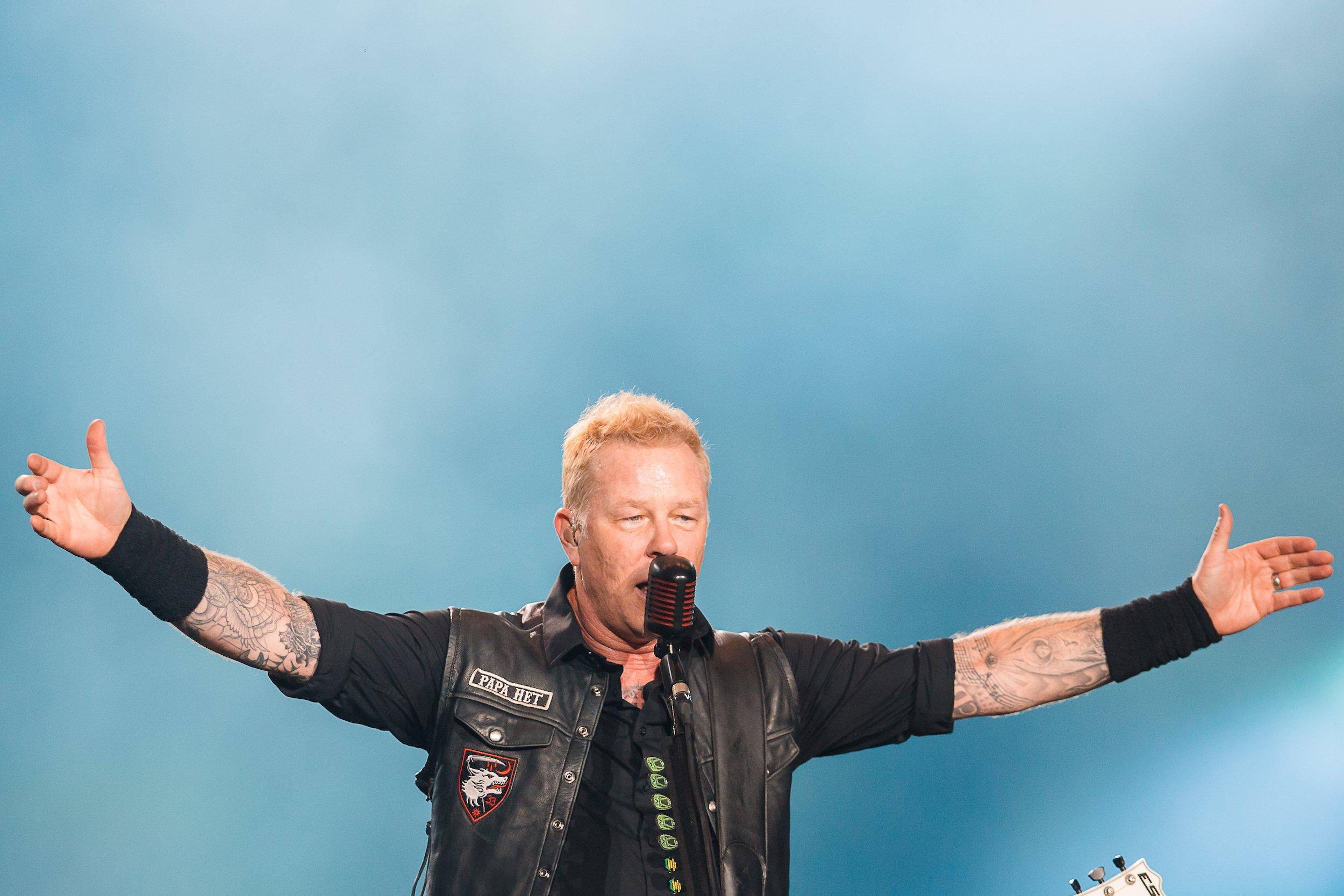 31 Metallica - Mauricio Santana:Getty Images