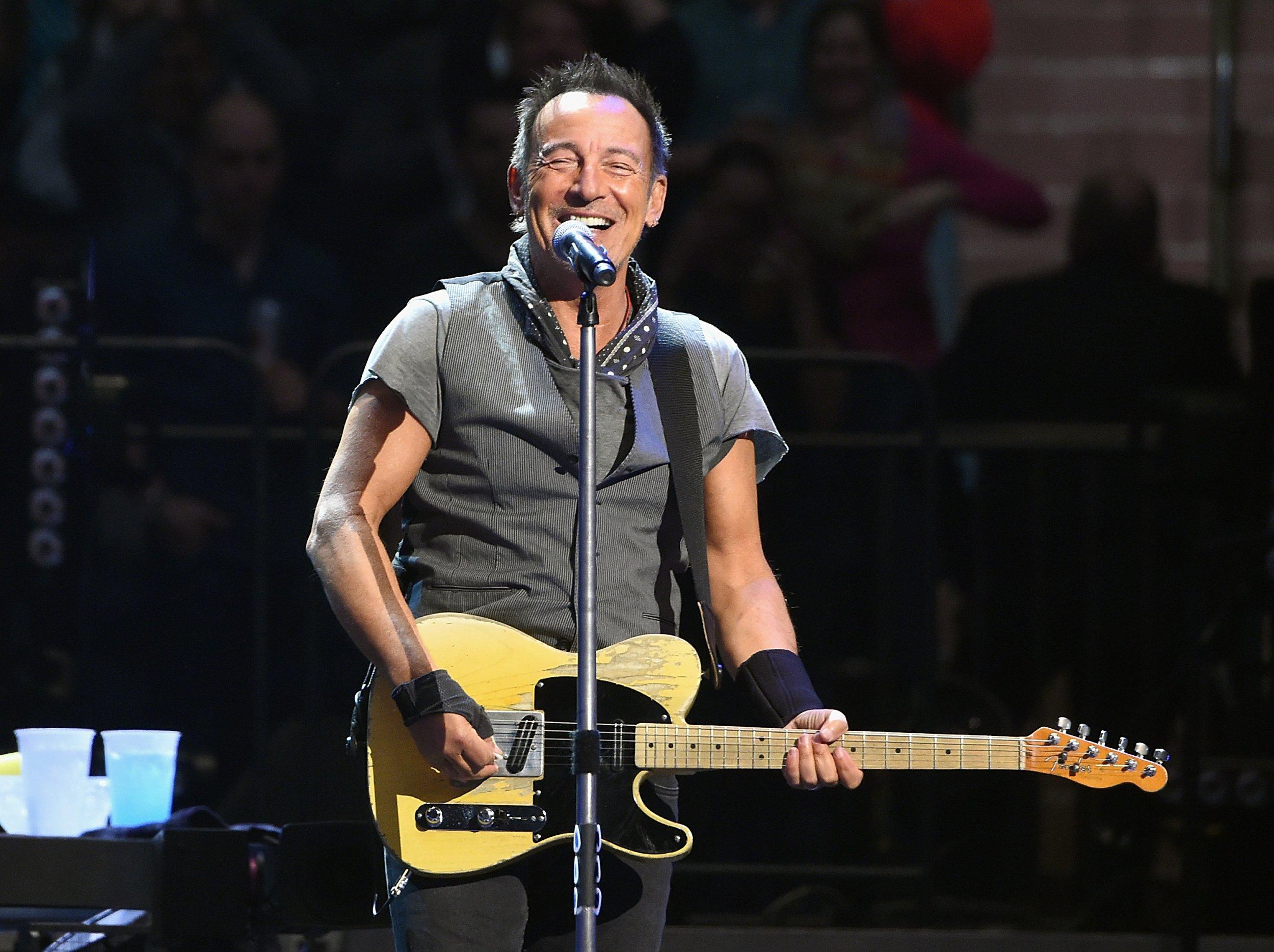 35 Bruce Springsteen - Jamie McCarthy:Getty Images