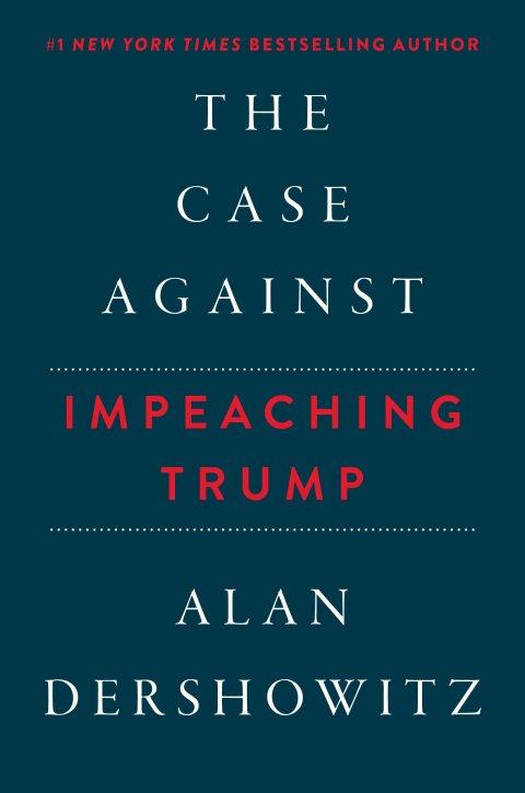 Dershowitz Book Cover