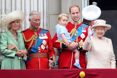 The Many Things the Royal Family Can't Eat
