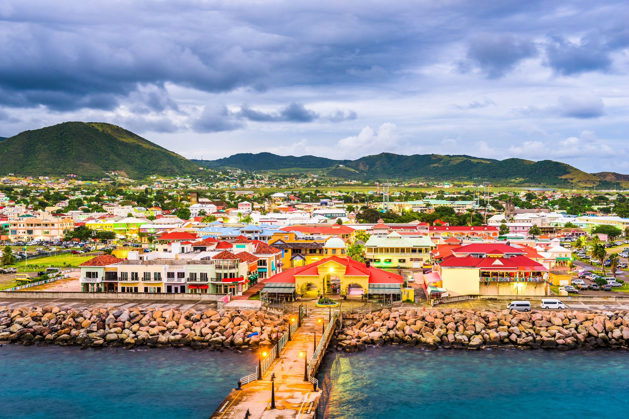 24 St Kitts and Nevis