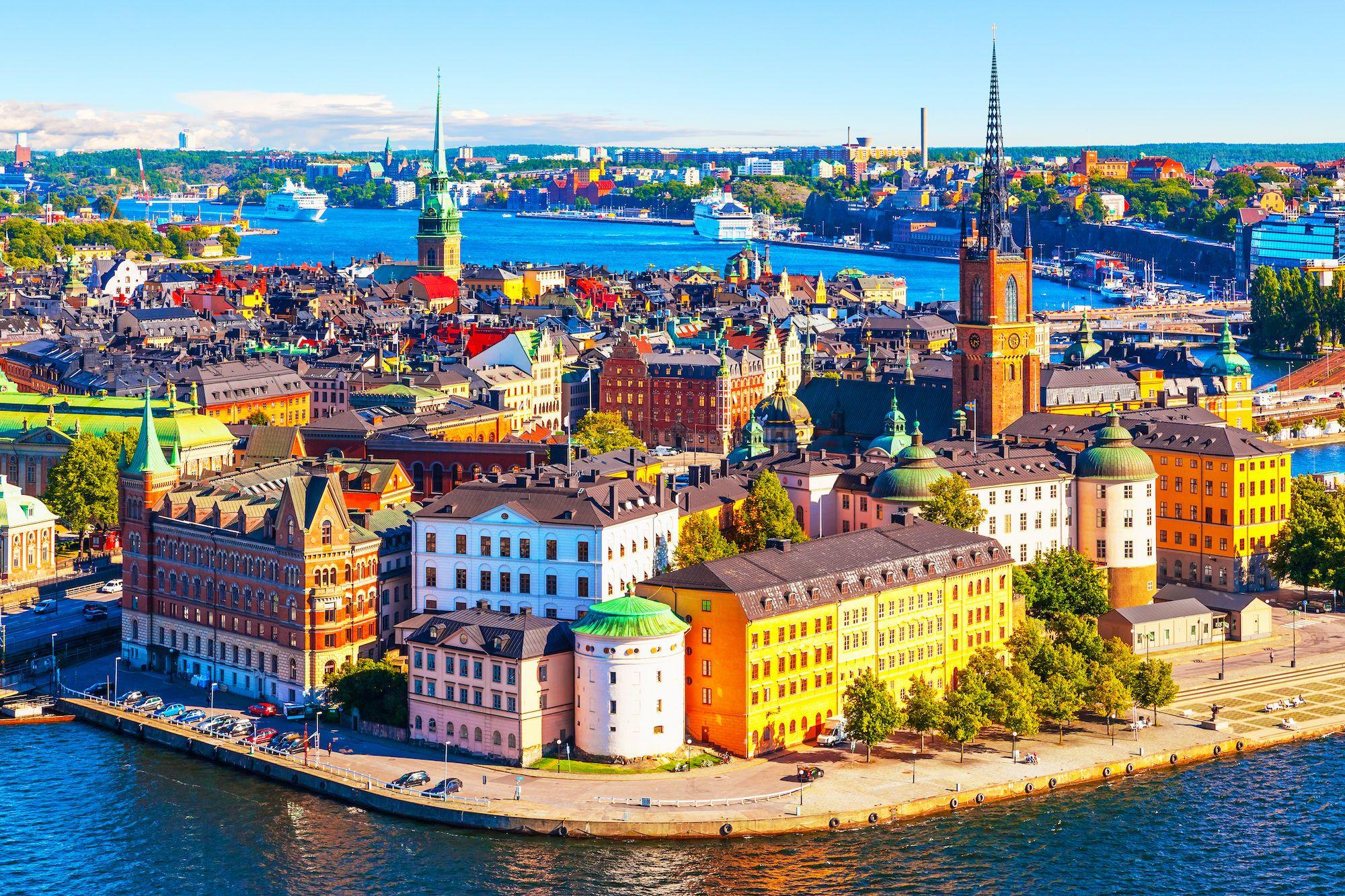 3 Sweden