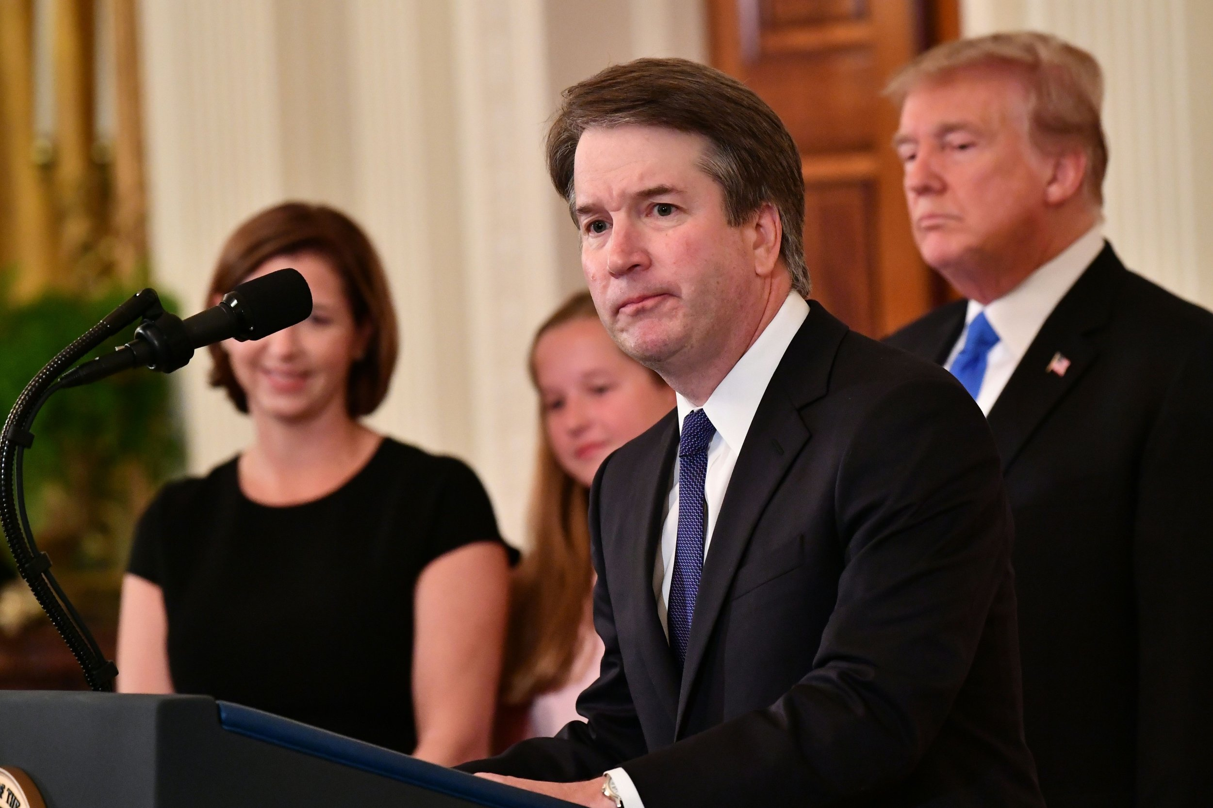 Brett Kavanaugh Trump