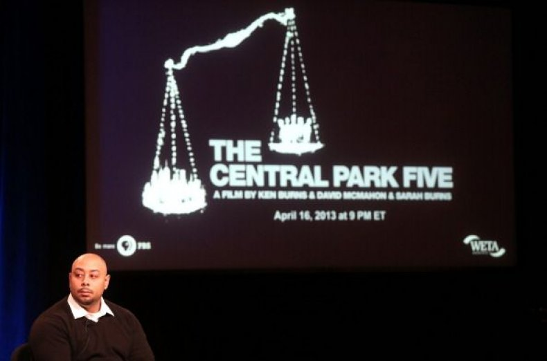 One of The Central Park Five, Raymond Santana