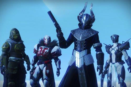 Destiny 2' Update 1 22 (1 2 3) Reworks Armor & Bounties