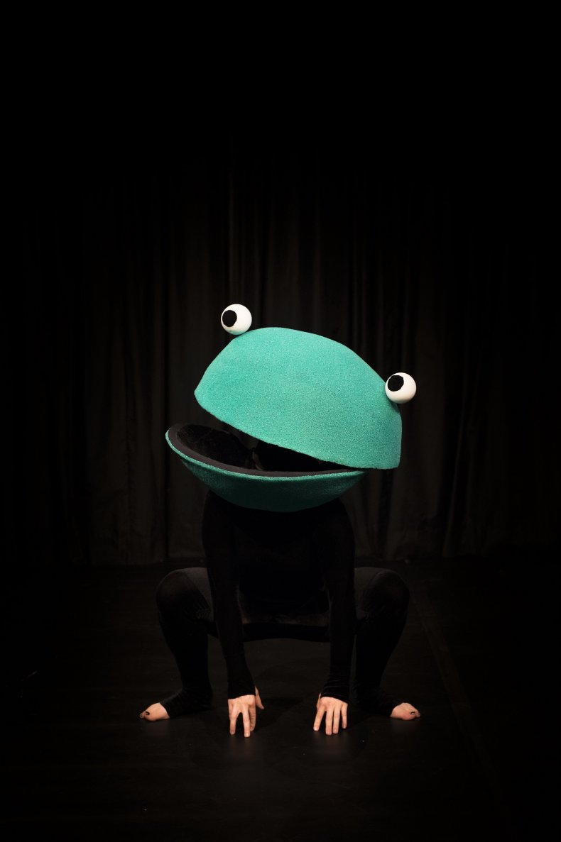 mummen frog