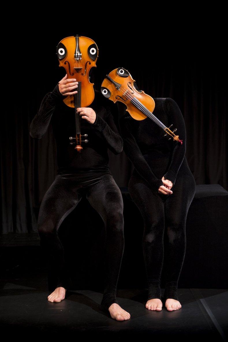mummen violins