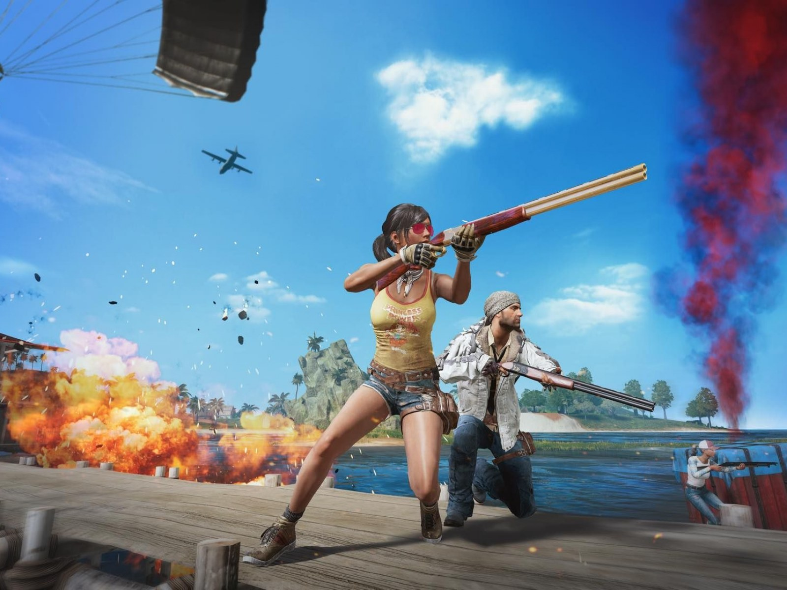 PUBG' PC Update 17 1 Fixes Scopes & Revives on PTS & Live
