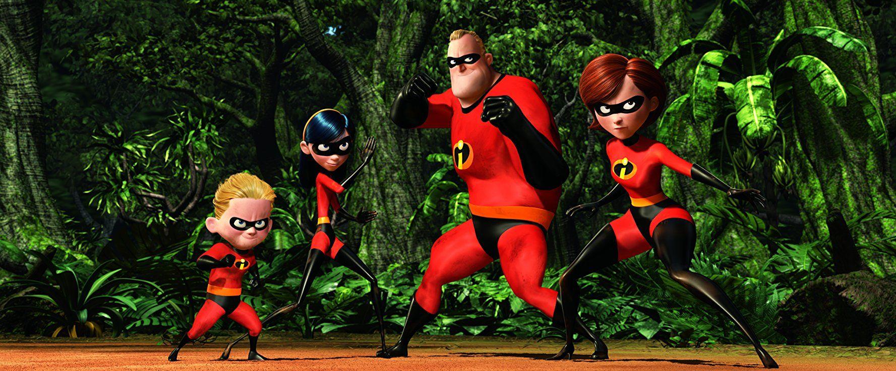18 The Incredibles - Walt Disney Company