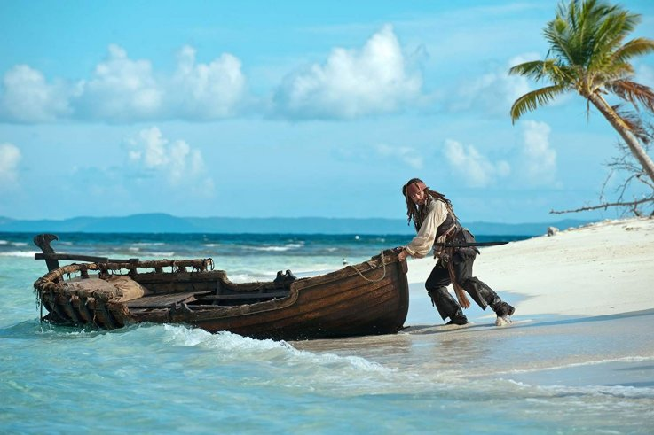 44 Pirates of the Caribbean- On Stranger Tides - Walt Disney Company