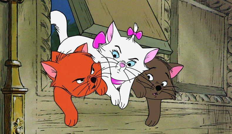 9 The Aristocats - Walt Disney Company